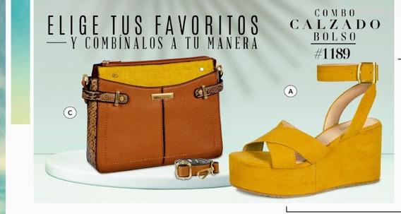 Bolso Multicolor 850-18 Cklass Primavera-verano 2020