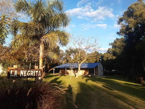 Casa Quinta En Veronica, Punta Indio. 0.67 Hectareas