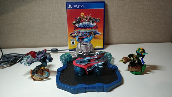 Kit Starter Skylanders Superchargers Playstation 4 Ps4