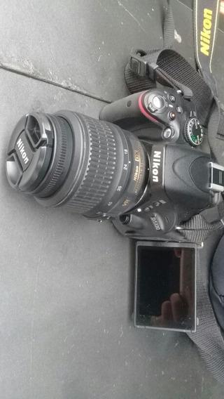 Vendo Nikon D 5100 Com Lentes Acessórios, Adquirida No Japão