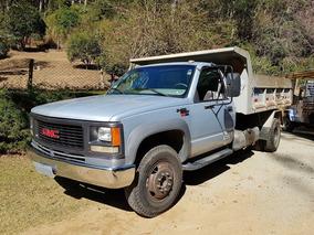 Caminhão Basculante Gmc 6150 Único Dono Ano 2000/2000