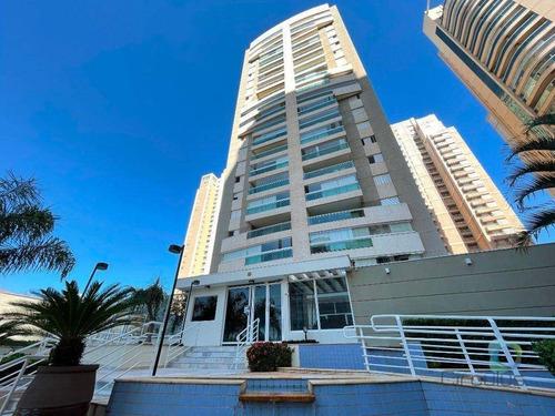 Imagem 1 de 1 de Apartamento Com 3 Dormitórios À Venda, 112 M²- Bosque Das Juritis - Ribeirão Preto/sp - Ap3039