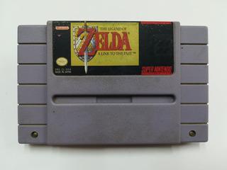 Zelda Link To The Past Snes - Rka