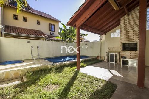 Casa Residencial 2 Dormitórios No Bairro Guarujá - 824