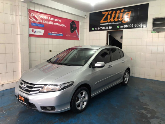 Honda City 1.5 Dx Flex 4p 2012