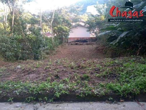 Imagem 1 de 2 de Terreno Com Vista Incrível Caraguatatuba - 1326
