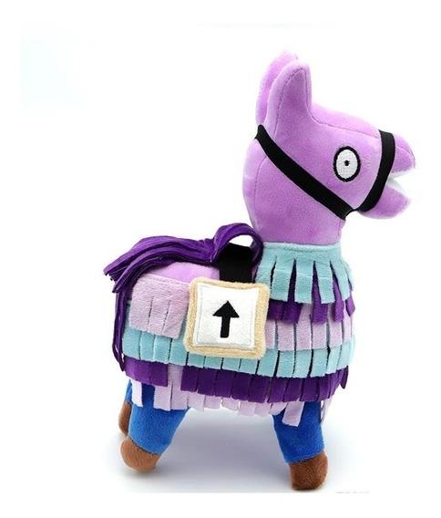 Peluche Llama Fortnite 25 Cm Personaje Muñeco Hermoso!!!