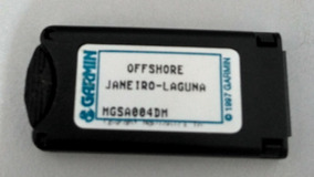 Carta Eletrônica Garmin Serie Antiga.