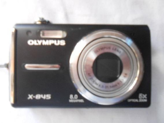 Câmera Digital Olympus X-845 8.0 P/aproveitar Peças N29-16