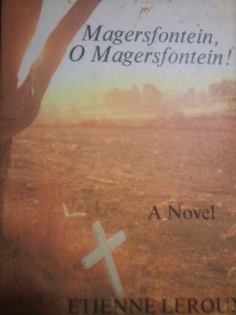 Livro - Literatura Estrangeira -magersfontein, O Magersfonte