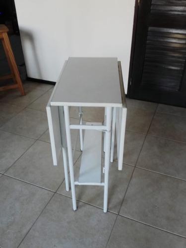 Mesa Plegable Para Cocina Pequeña - $ 1.000,00