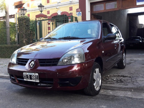 Renault Clio 1.2 16v Pack Plus, Año 2007 120.000km
