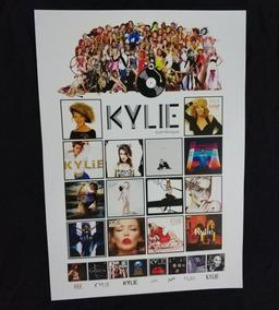 Cartaz Lp Kylie Minogue Diva Pop Vinil Kylie Minogue Golden