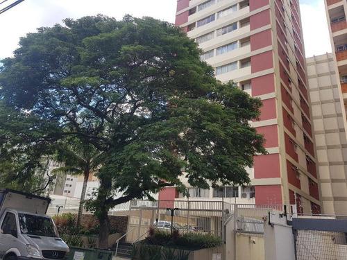 Apartamento Com 1 Dormitório Para Alugar, 55 M² Por R$ 850,00/mês - Bosque - Campinas/sp - Ap19614