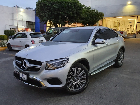 Mercedes-benz Clase Glc 2.0 Coupe 250 Avantgarde At 2018