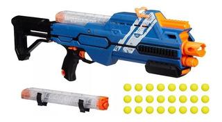 Pistola Nerf Lanzador Rival Hypnos Xix-1200,en Liquidación