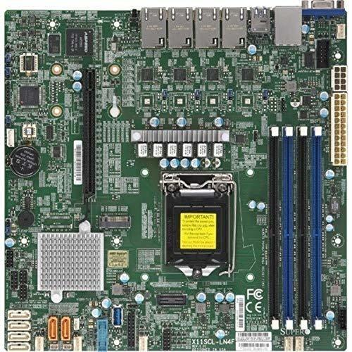 Supermicro - Placas Base Mbd-x11scl-ln4f-o E-2100 Lga1151 C2