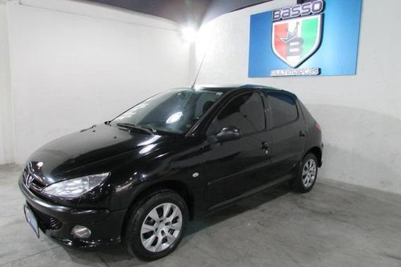 Peugeot 206 2007 1.4 Presence 8v Flex 4p Completo