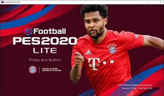 Pes 2020 Lite - Xbox One - Midia Digital