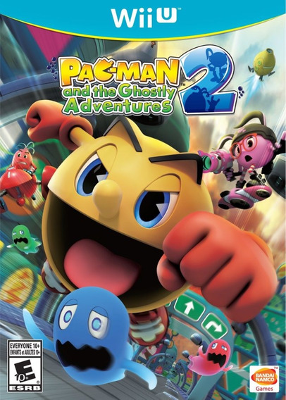 Pac-man And The Ghostly Adventures 2 - Wii U - Gamercado