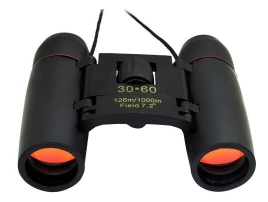 Binóculo Telescópio Longo Alcance 30x60 126x1000m Zoom