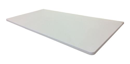 Mesa Dobrável Parede Bancada Branca 90x45cm