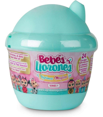 Bebés Llorones Lm Bottle House X 1 S1 W3 Cdu Surt Envío Rapi