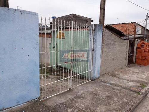 Casa Com 6 Dormitórios À Venda, 270 M² Por R$ 371.000 - Jardim Leila - Guarulhos/sp - Ai9301