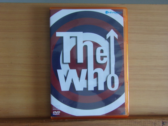 The Who - Cd/dvd