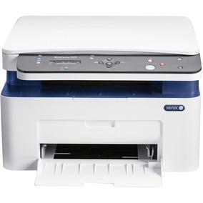 Multifuncional Xerox Laser 3025nib Mono S/toner
