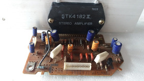 Placa Stk Amplificador Original Sony Lbt N355av