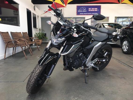 Yamaha Fz25 Fazer Preto 2019