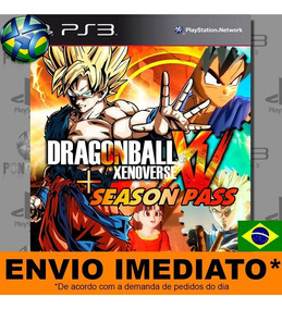 Dragon Ball Xenoverse + 3 Dlc
