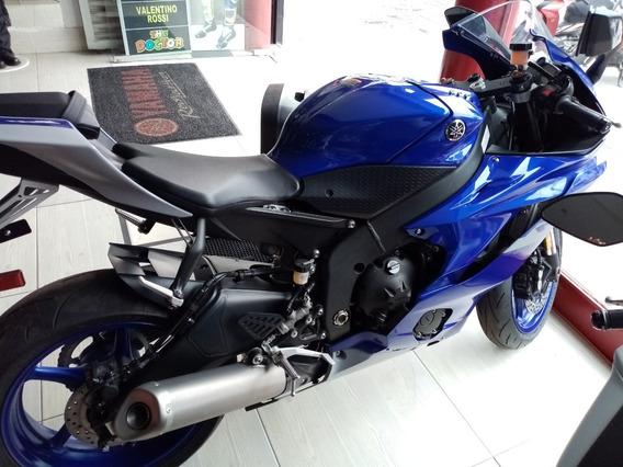 Yamaha R 6 600 C.c.