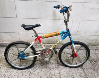 Bicicleta Rodado 20 Bmw. Marca Olmo. Retiro En Persona.
