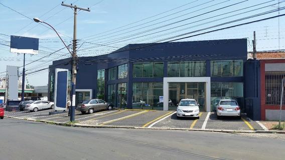 Salão Para Alugar, 800 M² Por R$ 33.000/mês - Jardim Guanabara - Campinas/sp - Sl0535
