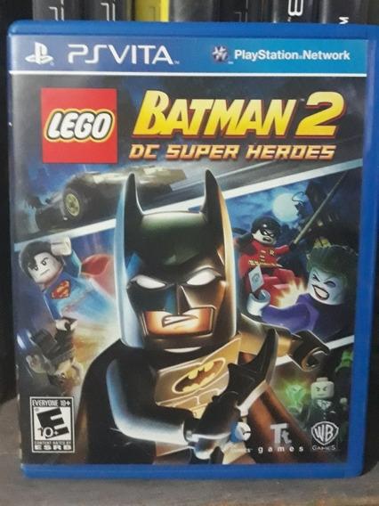 Batman 2 Dc Super Heroes Lego Jogo P Playstation Vita Psvita
