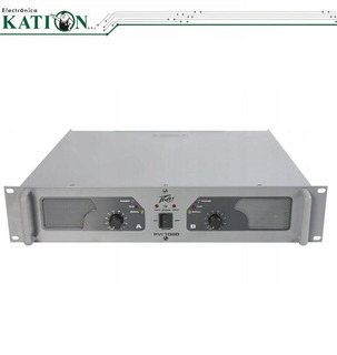 Amplificador Peavey Pvi 1000 La Plata