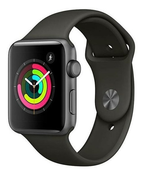 Apple Watch Replica Perfeita 2019- Iwo 8