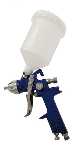 Pistola Soplete De Pintar Hvlp Repintado Automotor Rotake