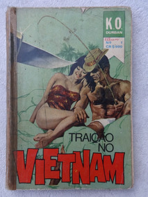 K.o. Durban Nº 1: Traição No Vietnam 1 - Helio Do Soveral