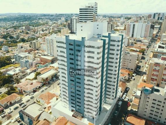 Apartamento Com 3 Dormitórios À Venda, 122 M² Por R$ 420 - Centro - Ponta Grossa/pr - Ap0217