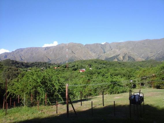 Casa A Terminar Lote 5000m2 - El Recuerdo Papagayos San Luis
