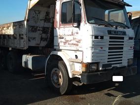 Scania R 113 360 Traçado Ano 94 Com Caçamba