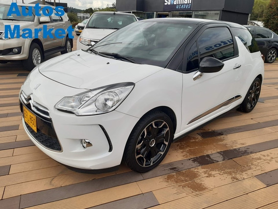 Citroen Ds3 Sport Chic 156hp Mt