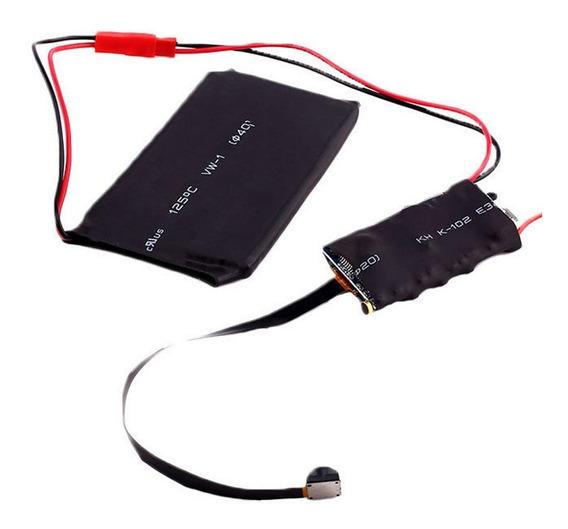 Mini Camara Espia 1080p Oculta Camuflada Microfono Spy Hd