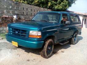 Ford Bronco 1996 Cabinado Gasolina/gas Mt 5.0cc