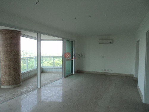 Apartamento Com 4 Dormitórios Frente Para O Ceret, Vista Privilegiada - Analia Franco - Af14462