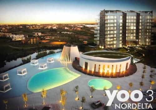 ¡¡lanzamiento!! Departamento En Venta De 3 Ambientes En Yoo 3, Nordelta.