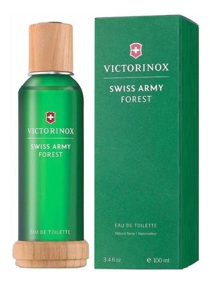Perfume Swiss Army Forest 100ml Eau De Toilette
